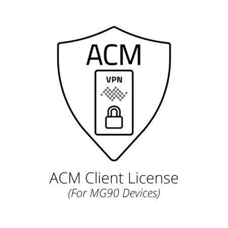 ACM Client License for MG90 9010208 and 9010210
