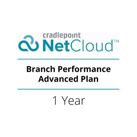 NetCloud Branch Performance Advanced Plan (1-Year)   BD1-NCADV
