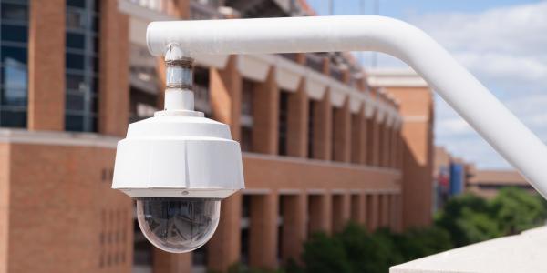 School Campus Wireless Video Monitoring