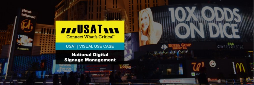 National Digital Signage Management
