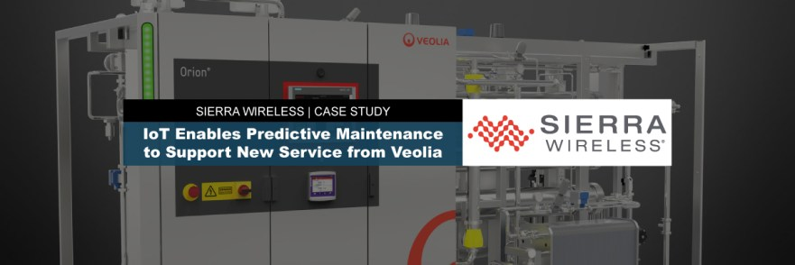 Airlink Supports New Veolia Services