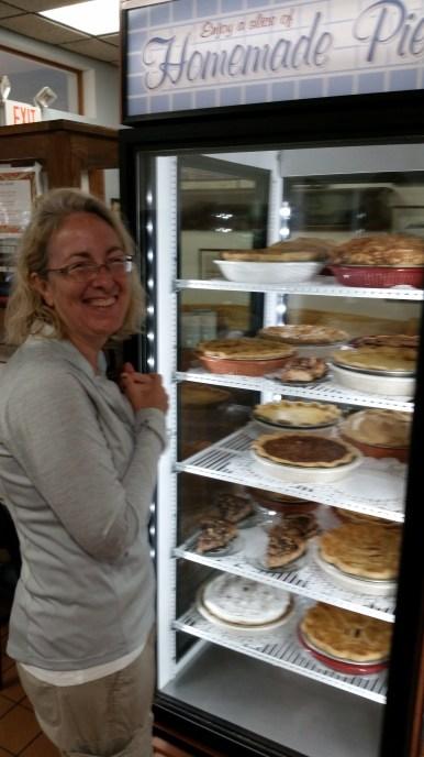 Yummy Pies at Darrows