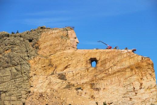 Crazy Horse Monument, Custer SD www.usathroughoureyes.com
