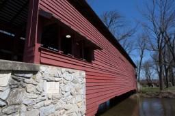 Shearer's Mill Covered Bridge, Manheim, PA. www.usathroughoureyes.com