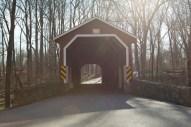 Kurtz's Mill Covered Bridge, Lancaster County Park, Lancaster, PA. www.usathroughoureyes.com