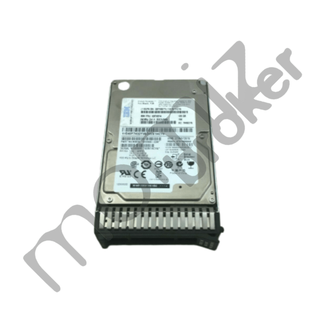 IBM ESDU 139GB 15K RPM SAS SFF-3 HDD (IBM I) 00FX874