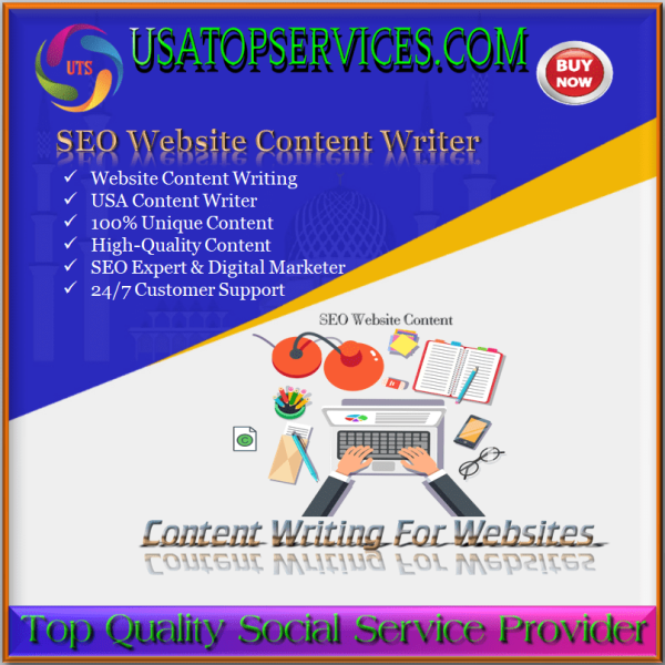 SEO Content Writing Services 1