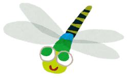【生物】トンボは「死んだ状態でも」背面飛びから姿勢を安定化できると判明