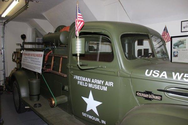 American LaFrance in World War Two