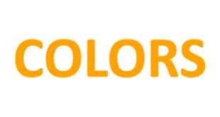 colors - Colors X1