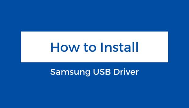Install-Samsung-USB-Driver