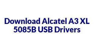 Alcatel A3 XL 5085B