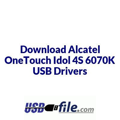 Alcatel OneTouch Idol 4S 6070K