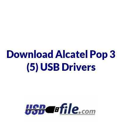 Alcatel Pop 3 (5)