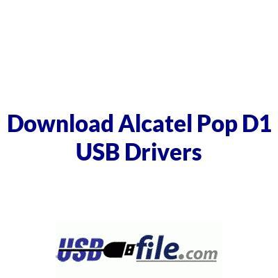 Alcatel Pop D1