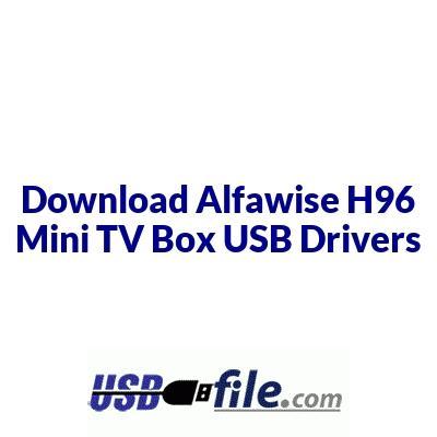 Alfawise H96 Mini TV Box