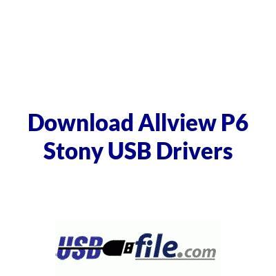 Allview P6 Stony