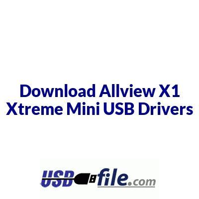 Allview X1 Xtreme Mini