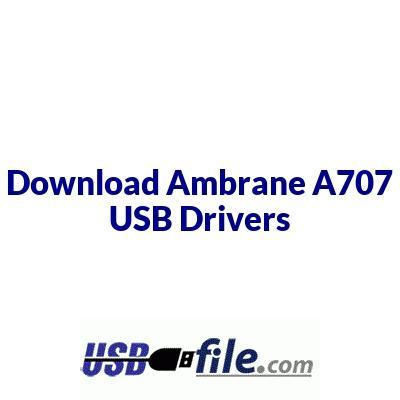 Ambrane A707