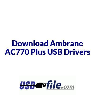 Ambrane AC770 Plus