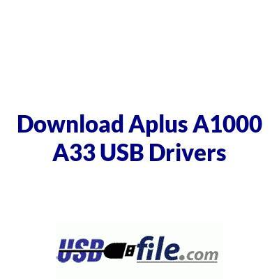 Aplus A1000 A33