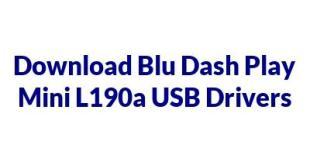 Blu Dash Play Mini L190a
