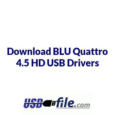 BLU Quattro 4.5 HD