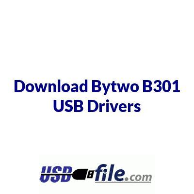 Bytwo B301