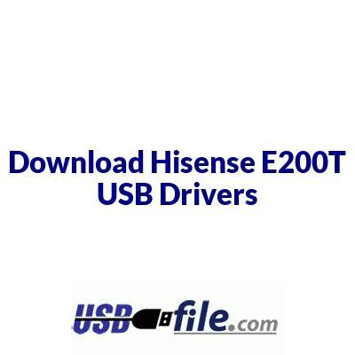 Hisense E200T