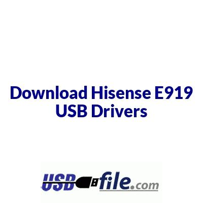 Hisense E919