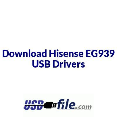 Hisense EG939