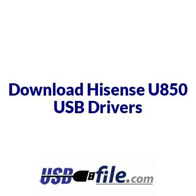 Hisense U850