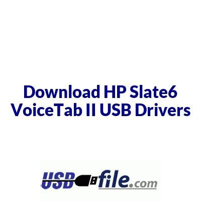 HP Slate6 VoiceTab II