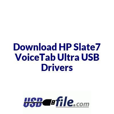 HP Slate7 VoiceTab Ultra