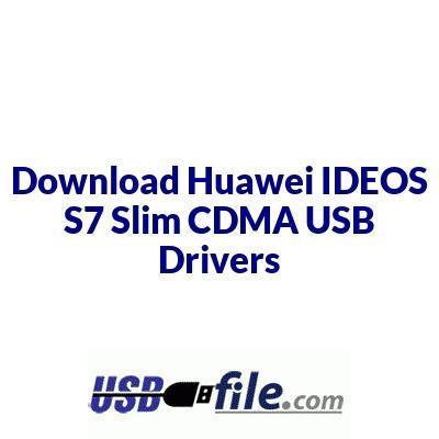 Huawei IDEOS S7 Slim CDMA