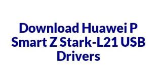 Huawei P Smart Z Stark-L21