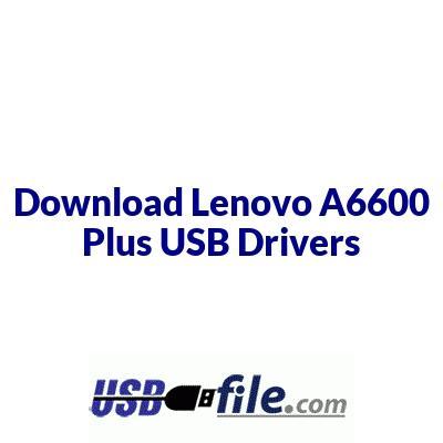 Lenovo A6600 Plus