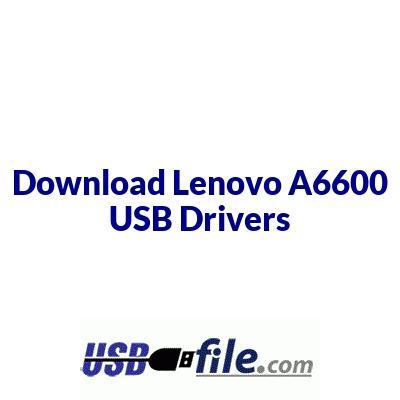 Lenovo A6600