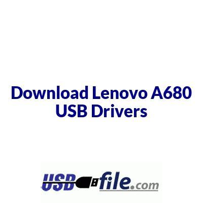 Lenovo A680
