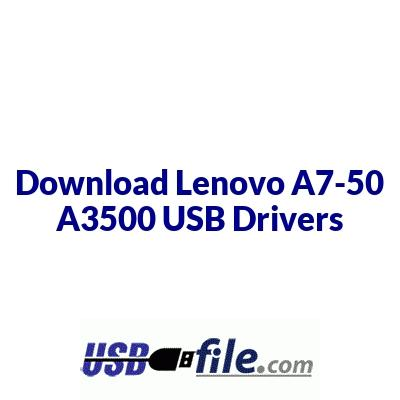 Lenovo A7-50 A3500