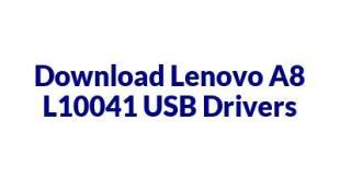 Lenovo A8 L10041