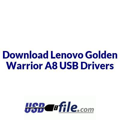 Lenovo Golden Warrior A8