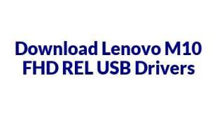 Lenovo M10 FHD REL