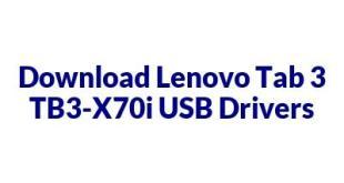 Lenovo Tab 3 TB3-X70i
