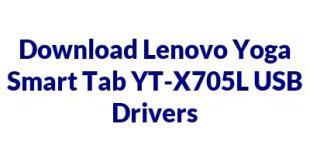 Lenovo Yoga Smart Tab YT-X705L
