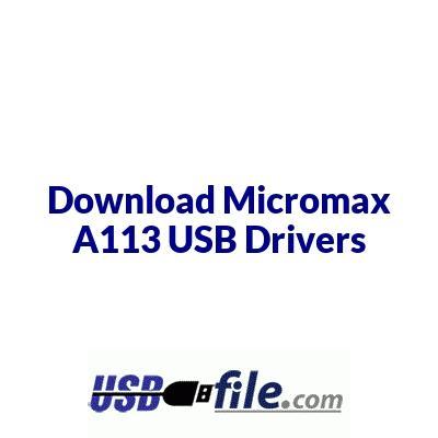 Micromax A113