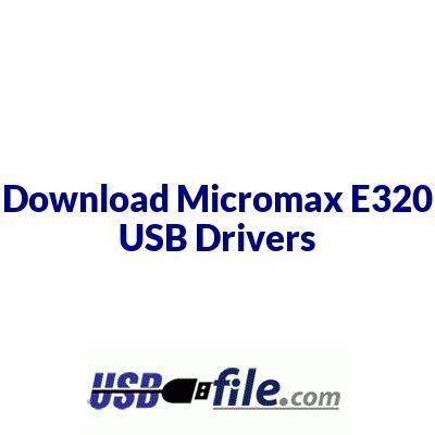 Micromax E320