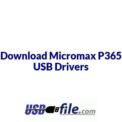 Micromax P365