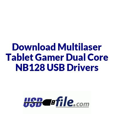 Multilaser Tablet Gamer Dual Core NB128