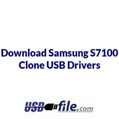 Samsung S7100 Clone